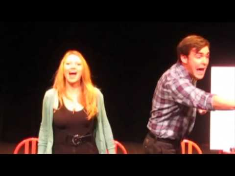 MUSICAL IMPROV  Jackie Emerson and Will Setrakian Perform with the Stanford Improvisors