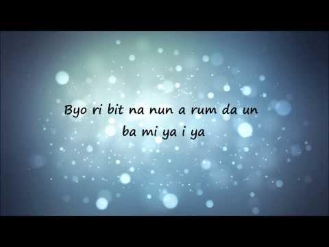 B2ST - Beautiful Night (easy lyrics)