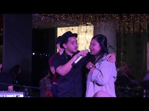 Yovie & Nuno - Janji Suci, Galau, Sempat Memiliki Live at Plaza Indonesia 24/12/2017