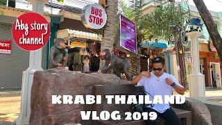 KRABI THAILAND VLOG 2019