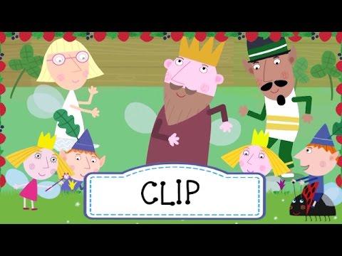 Ben y Holly - El atareado día del rey (clip)