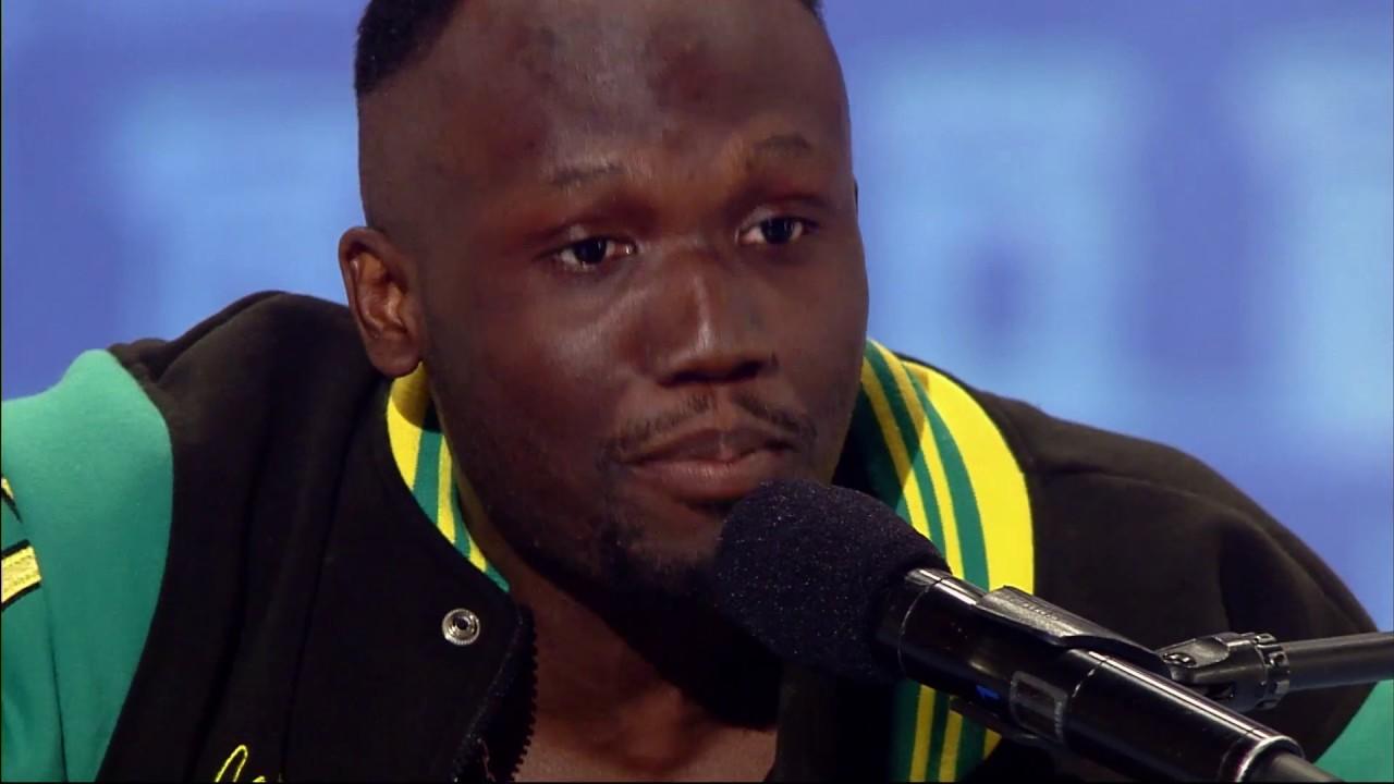Ten uczestnik rozśmieszył jurorów do łez! Przypominamy jego występ :) [Mam Talent!]