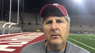 Video: Five Questions with Mike Leach