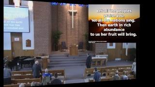 South Grandville CRC Worship Service 2/04/18