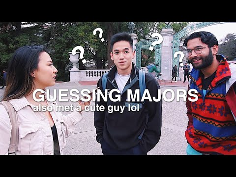Guessing Student Majors at UC Berkeley