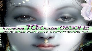 Mind Power Activation Frequency | Psychic Healing, Out of