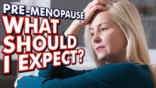 *it's no secret ... you will experience menopause! but what about pre-menopause? can expect? coach tonya dishes on the details in this video!* free