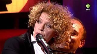 Brigitte Kaandorp - Zwaar leven - De Gekste Dag 28-03-11 HD
