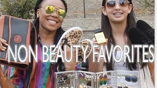 Current Non Beauty Favorites feat Sarah Thumbnail