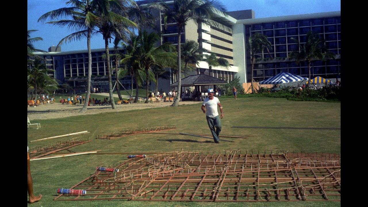 Cerromar Beach Hotel Construction And