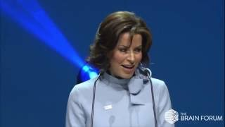 The Brain Forum 2016 opening with Power! Percussion and Ms. Natasha Kaplinsky