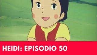Heidi: Episodio 50- Clara se tiene en pie