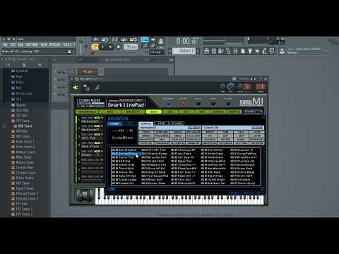 KORG M1 Vst 50 Presets ( Beautiful Sounds )