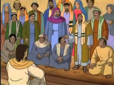 Bibbia in cartone la vita di gesu youtube