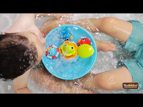 Yookidoo Magical Duck Race | www.yookidoo.com