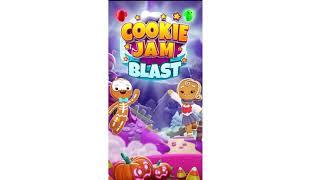 Cookie Jam Blast - Level 101 - Gameplay - Free Game screenshot 4