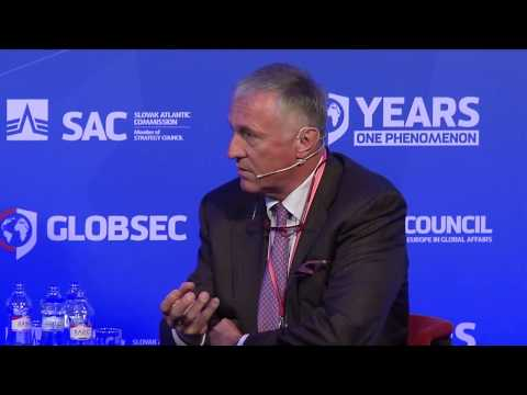 GLOBSEC 2015: SESSION 3: Energy: A Perfect (Dis)Union?