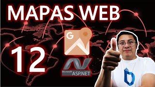 Mapas Web(Altas,Bajas,Cambios)ASP.NET,Bootstrap,Capas-Núm 12.- Ajustes finales