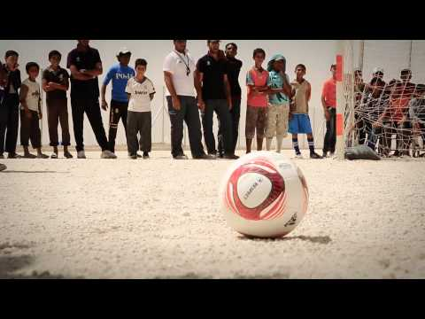 World Refugee Day Football Festival 2014 Video Collection