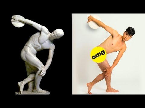 The Try Guys Try The Ancient Olympics