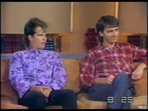 Split Enz Interview - Neil Finn and Paul Hester