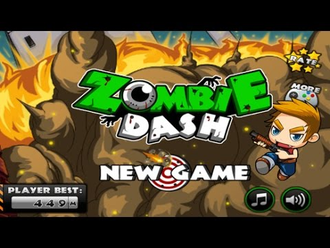 Zombie Dash Runner Game - Android / IOS GamePlay Trailer