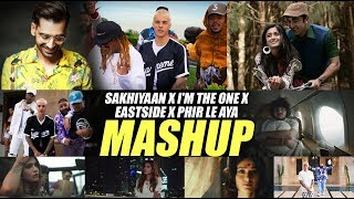 Download lagu Sakhiyaan x I'm The One x EastSide x Phir Le Aya Dil - DJ Harshal Mashup | Sunix Thakor
