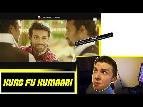 Kung Fu Kumaari - Bruce Lee The Fighter | Ram Charan & Rakul Preet Singh Reaction