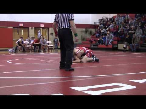 160 Jimmy Miller vs Kaleb Young