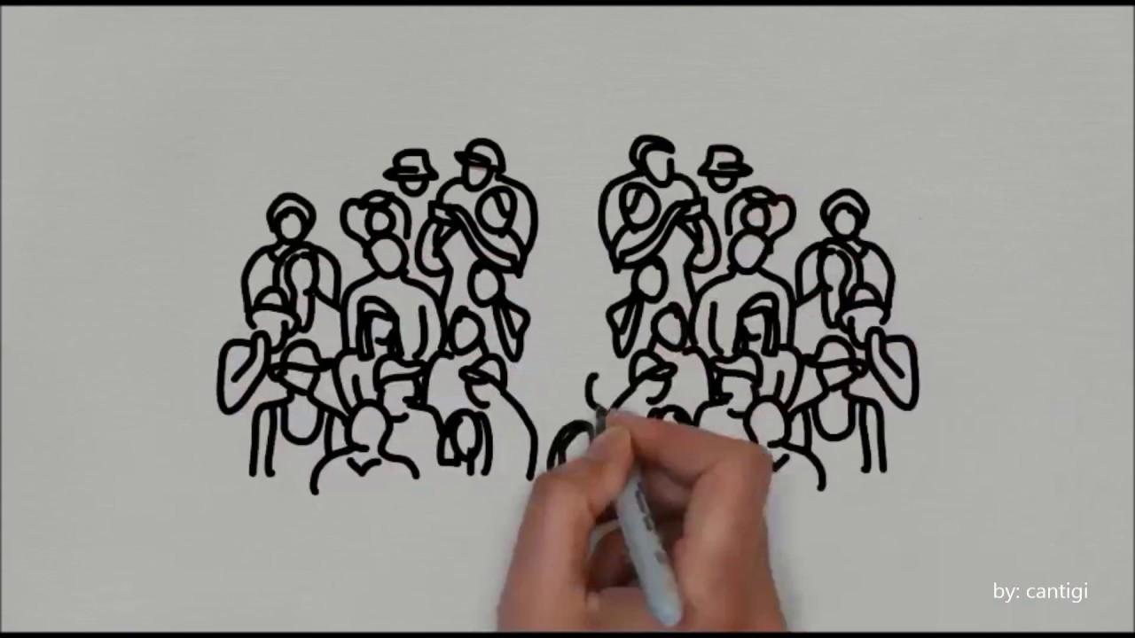 Menarik Unik Membuat Undangan Reuni Dengan Videoscribe Youtube