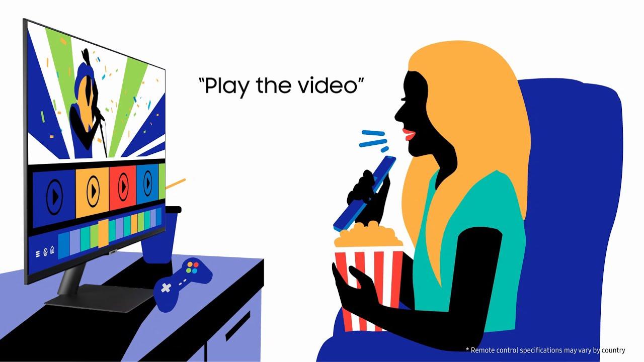 Smart Monitor: Play at home | Samsung