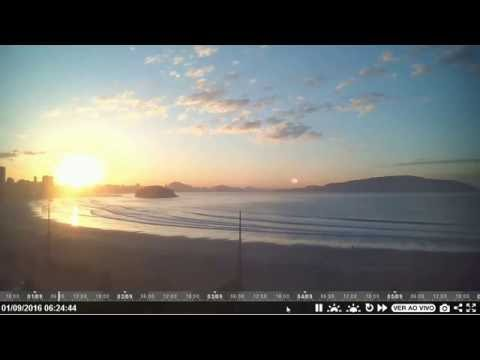 PROOF: Nibiru Rising 1st September 2016 beach webcam 1x speed
