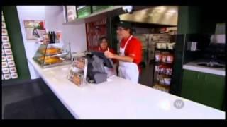 Undercover Boss Pizza Nova S3 E09 (Mona & Nima's Segment)