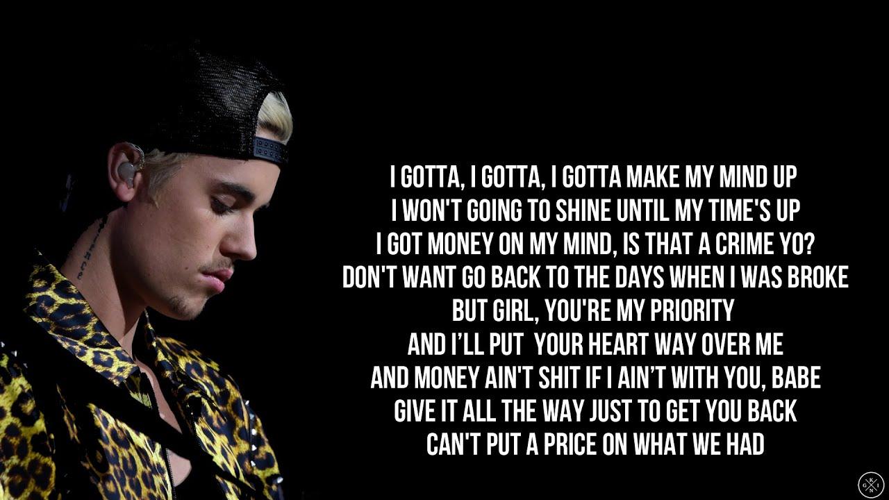 Download DJ KHALED - LET IT GO (ft. Justin Bieber, 21 Savage) (Lyrics)