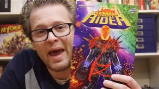 Marvel Comics Review: Cosmic Ghost Rider: Baby Thanos Must Die