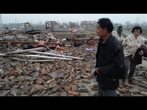 Deadly Storms Kill Dozens In China
