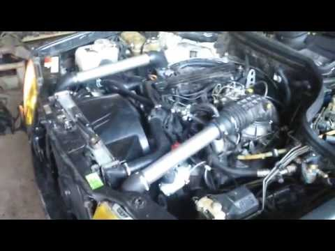 Mercedes M102 turbo