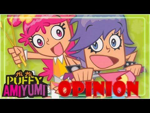 OPINIÓN: Hi Hi Puffy AmiYumi