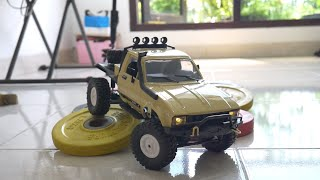 Review RC Adventure 400 Ribuan (WPL C14)
