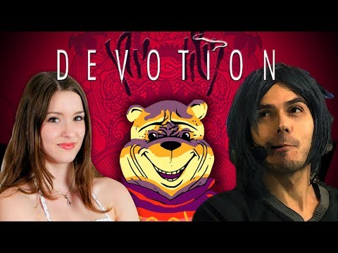Devotion verboten in China Let&39;s Play mit Gregor & Katharina Horror