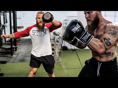 2 Kettlebell Exercises to Increase Power and Stability for MMA \u0026 Wrestling | Phil Daru