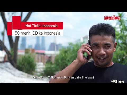 Hotlink IDD Indonesia