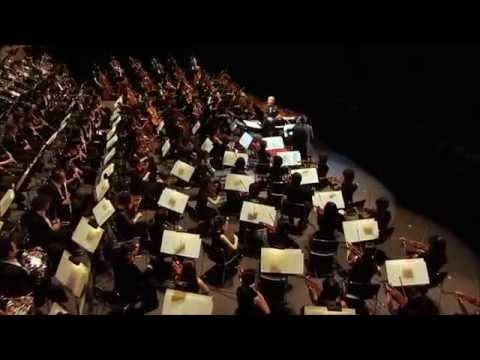Joe Hisaishi - Tabidachi. Conductor Joe Hisaishi - Violin Yasushi Toyoshima