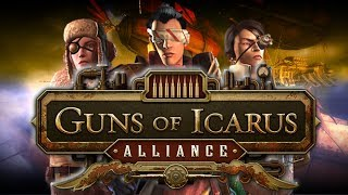 God Save This Playerbase | Guns Of Icarus Alliance