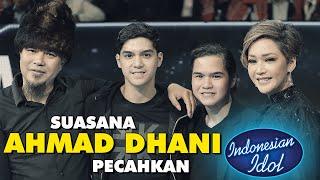 [TRENDING] AHMAD DHANI pecahkan suasana Indonesian Idol