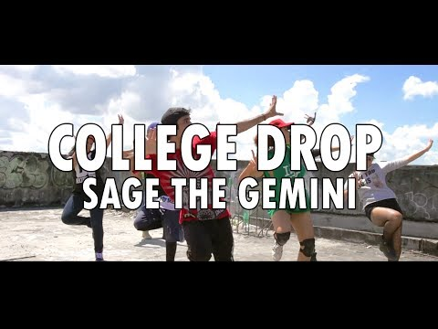 Sage The Gemini - College Drop   Choreography Victor Vasconcelos   UNK.