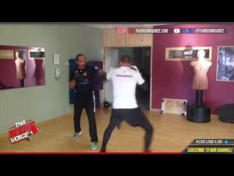 Sergey Kovalev Exclusive Footage Training in Big Bear For Light Heavyweight King Andre Ward