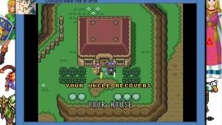 The legend of Zelda: a link to the past final Boss