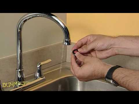 How to Unclog a Faucet Aerator For Dummies - YouTube